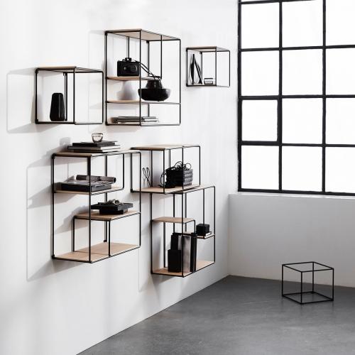 Korridor | Minimalist Shelves