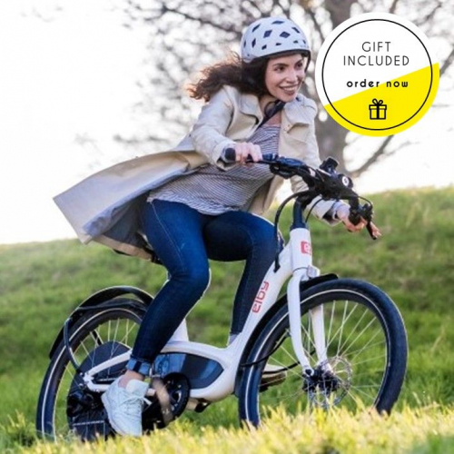 Elby | Amazing Award-winning E-Bike
