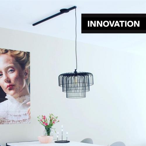 Lightswing   Maximale Flexibilität mit diesem Lampen-Hängesystem