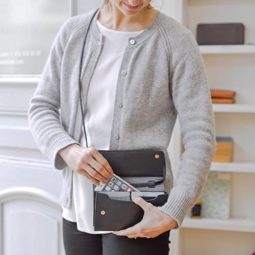 Lost & Found | Feminine Leather Accessories