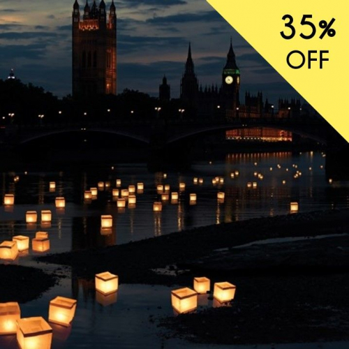 Thumbs Up | Floating Water Lanterns