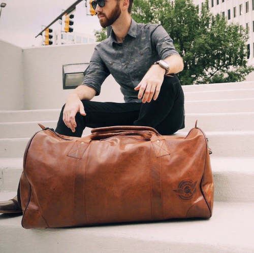 Johnny Fly | Eco-Friendly Leather Bags