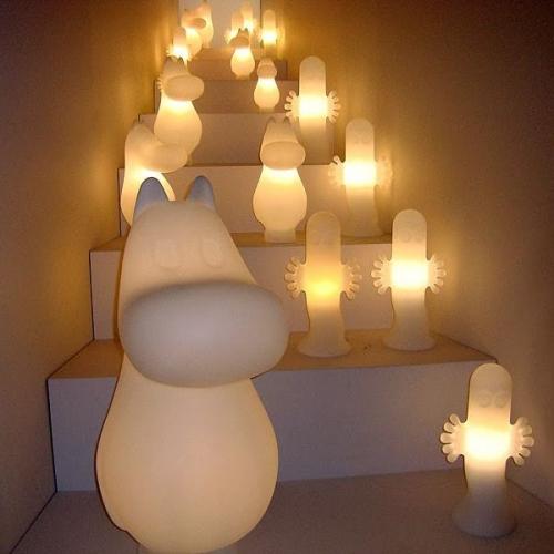 Moomin | Fabulous Hattifatteners Lamp
