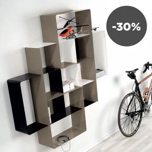 Pezzani | Shelves Not Just for Books