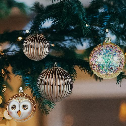 Goodwill   Magische Weihnachtsdekoration