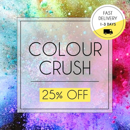 Colour Crush | Say it with Colours