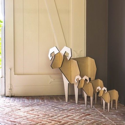 Atelier Pierre | DIY Wooden Animals