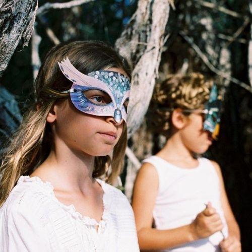 Ninn Apouladaki | Masks & Headdresses like Fairy-tales