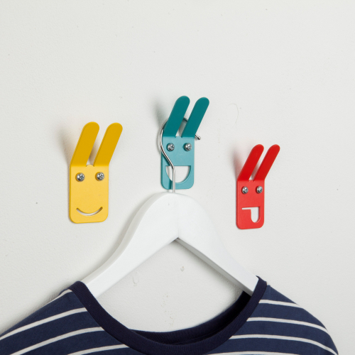 Ohh Ahh | Fun Coat Hooks