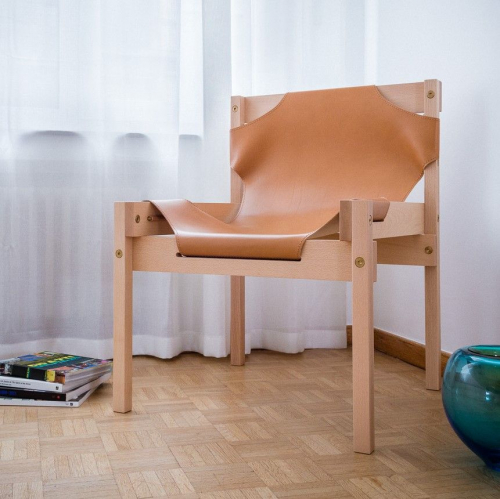 Ars Fabricandi | Statement Chair with Personality
