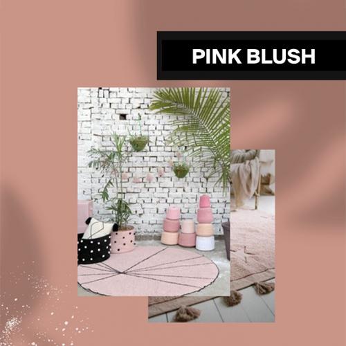 Pink Blush | Dekorieren in Puderpink