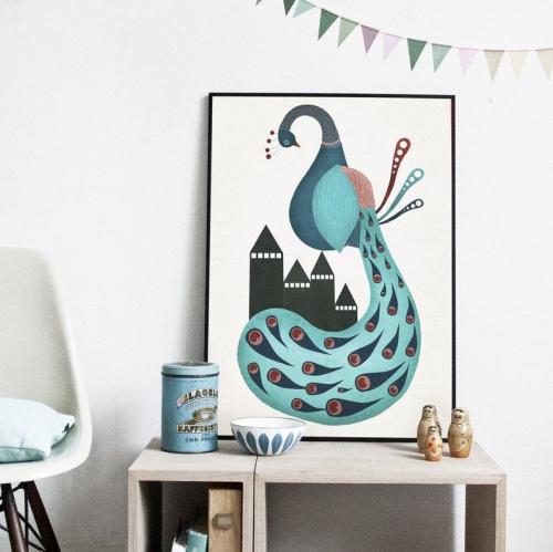 Michelle Carlslund | Playful Posters