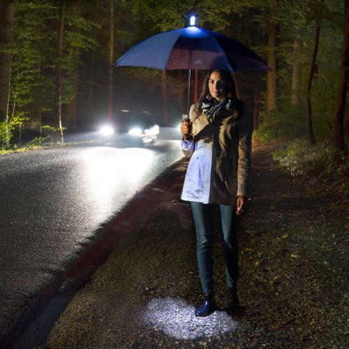 Pluvis | Luminous Umbrellas