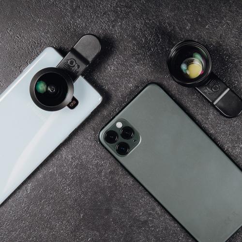 Black Eye Lens   Zubehör für Smartphone-Fotografie