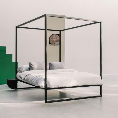 Robuust Amsterdam | Ein minimalistisches Schlafzimmer