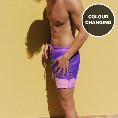 SEA'SONS | Colour Changing Swim Shorts