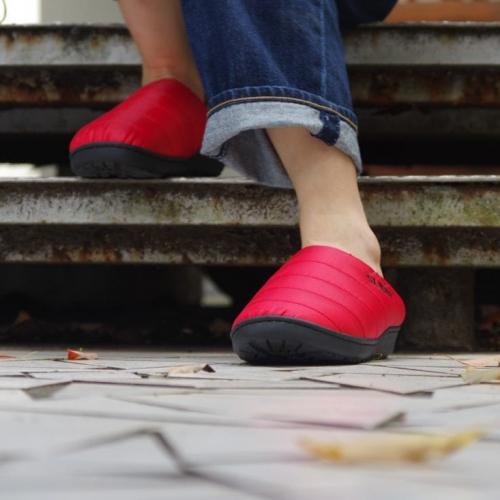 SUBU   Modische Wintersandalen für warme Füße