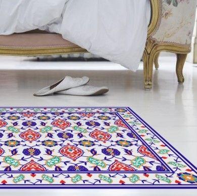 Nisha | Unique Vinyl Carpets