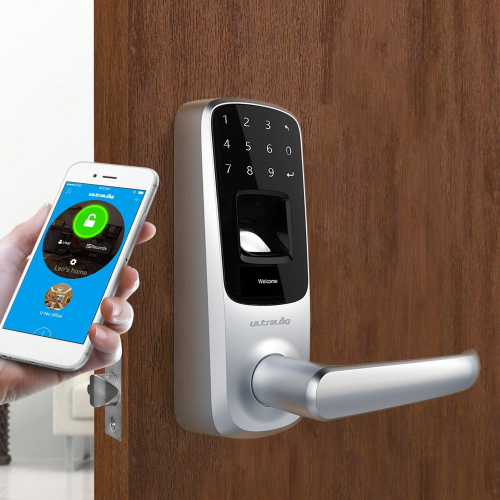 U-tec | The Smartest Doorlock Ever