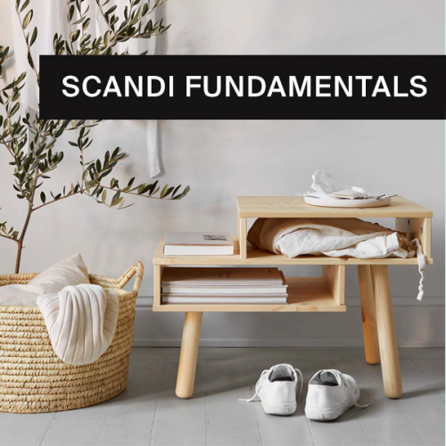 Skandinavische Basics | Warme Naturmaterialien & Tradition