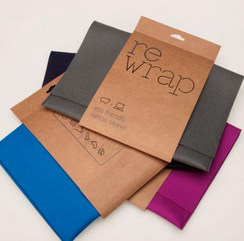 reWrap | Stylish Biodegradable Sleeves