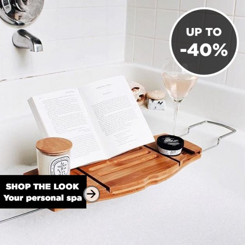SHOP THE LOOK | Your Personal Spa