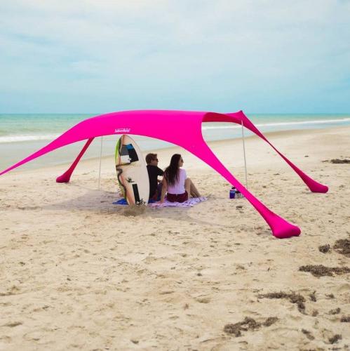 Sombra | Windproof Beach Tents
