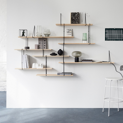 Studio Hausen | The wish listed shelving system