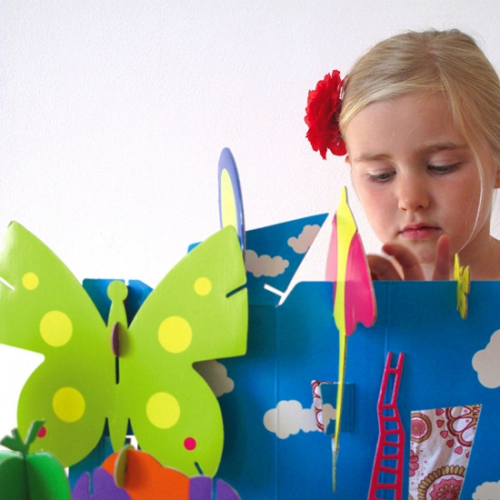 Mon Petit Art | Playful sets for little artists