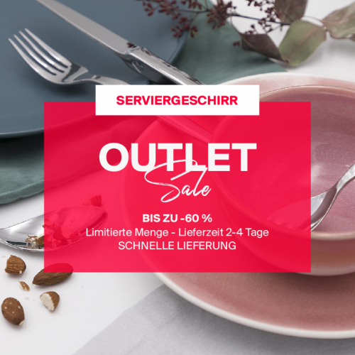 Outlet | Tafelgeschirr