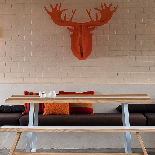 Moose My Wall | Fun Wall Decoration