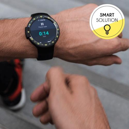 Ticwatch S | Stylish Smartwatches