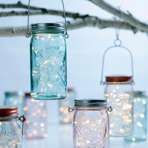 Tivoli | Cosy Spring String & Jar Lights