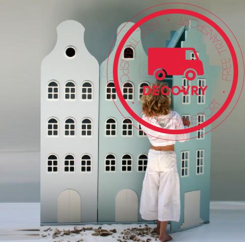 Kast van een Huis | Amsterdam Inspired Closets