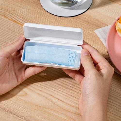 BoxTheMask | Perfekt verstaut: Box für deine Gesichtsmaske