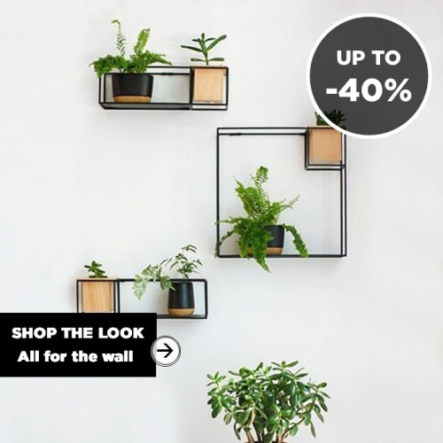 SHOP THE LOOK | All for the Wall