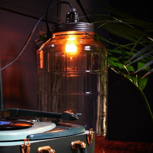 Yeh Loh | LED Table Lamps in a Jar