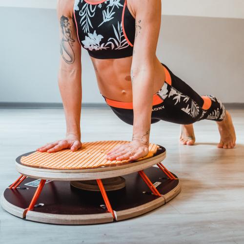 Sensosports | Trainiere dein Gleichgewicht mit diesem Board