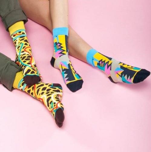 Zulu Zion | Cheerful Socks