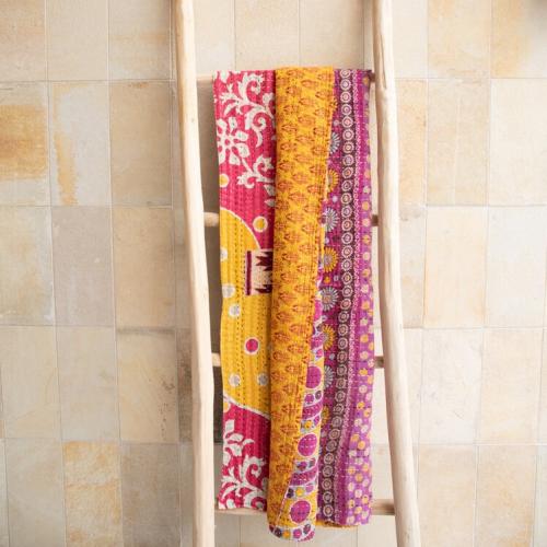 Solid | Teppiche & Plaids handgefertigt aus traditionellen Saris