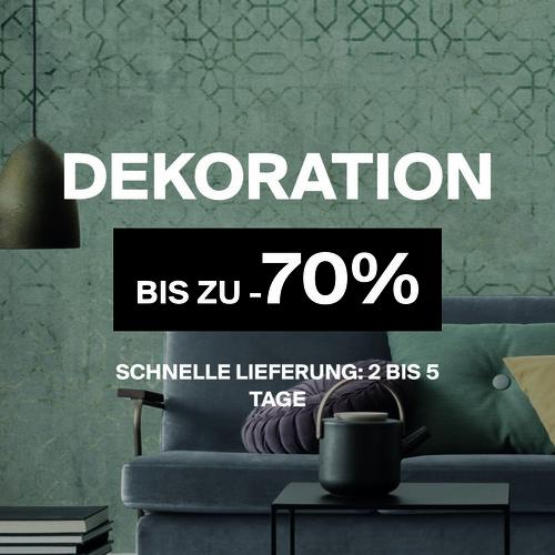 Dekoration   Bis zu -70%