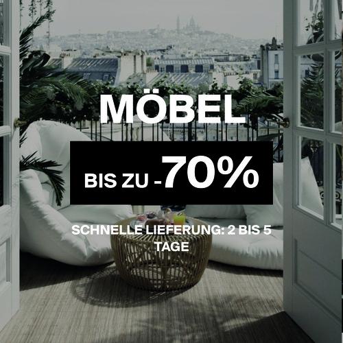 Möbel | Bis zu -70%