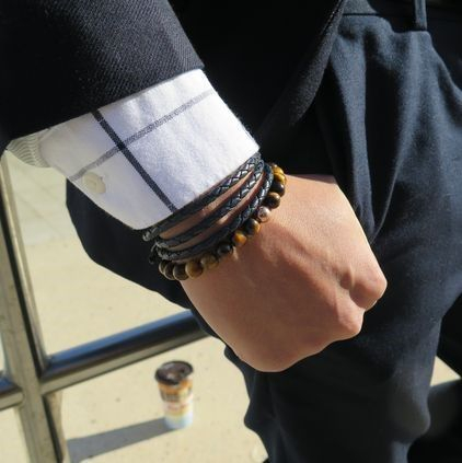 Friday Dapper | Handcrafted Men's Bracelets