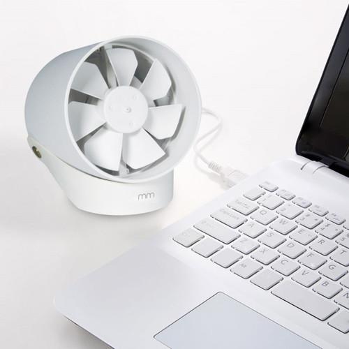 MikaMax | Bleib cool mit diesem praktischen Tischventilator