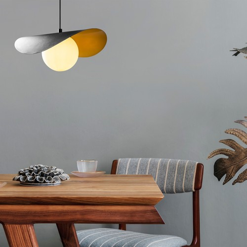 Tatum | Metall-Lampen für jeden Anlass