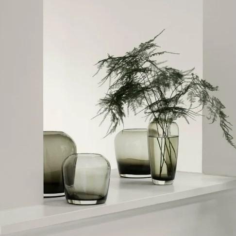Blomus | Elegante Unikate: Mundgeblasene Vasen