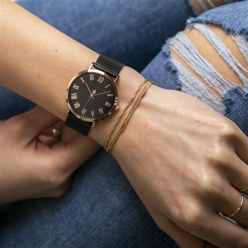 Amelia Parker | Modisches Sahnehäubchen: Schicke Uhren