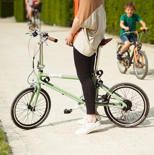 Ahooga | Belgian Foldable City Bikes