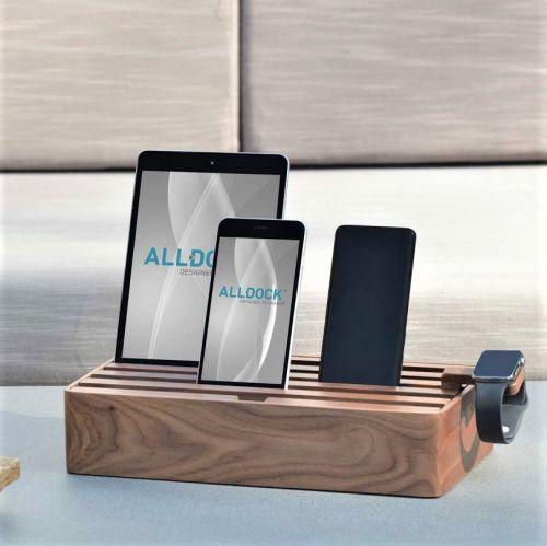 ALLDOCK | Elegante Ladestationen