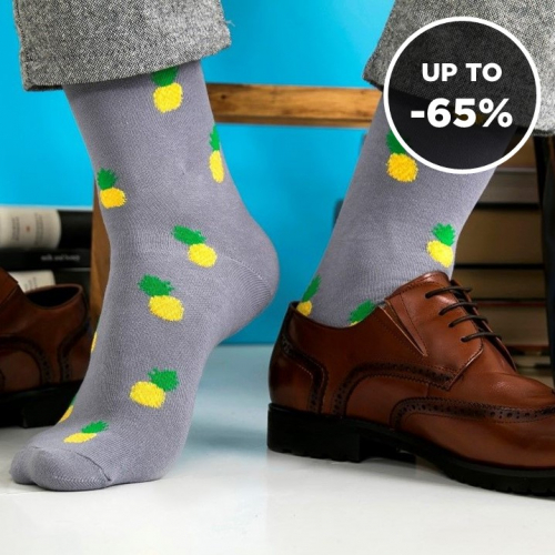Black & Parker | Sock Madness